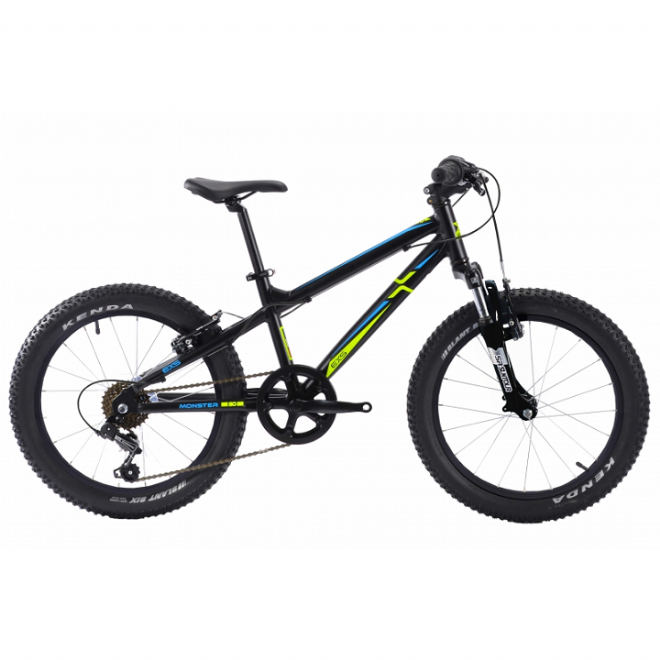 VTT enfant MONSTER 20+ EXS 2019